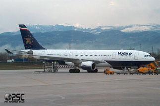 Airbus A330 - MSN 205 - I-VLEC di Volare