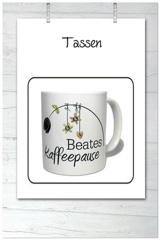 Bid: Kaffeetassen bedruckt