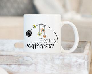 Bild: Tasse Kaffeepause