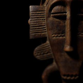 Kpelié Mask Senufo Kunst Art