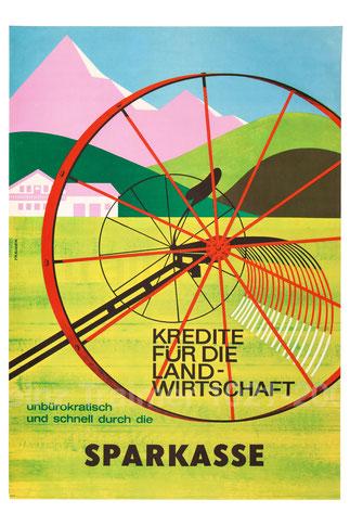 Plakatkunst 1962.