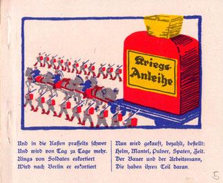 german war bonds 1918 savings bank bonn
