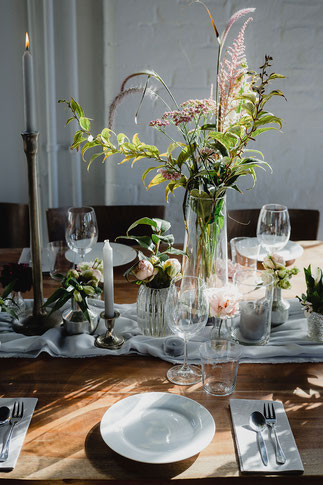 Wannamarry Hochzeitsfloristik