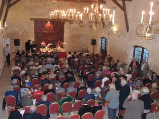 Domaine du Bois salle de réception mariage séminaire charente maritime 17 saint laurent de la prée