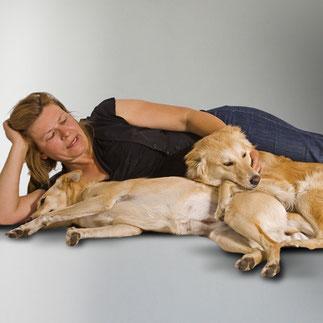 Therapie für Mensch und Hund
