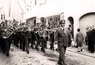 1970 mit 1. Dirigent Anton Hirrlinger