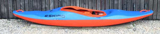 K1-Tourenboot: Eskimo-Diabolo (vielseitig, für leichtere Leute)