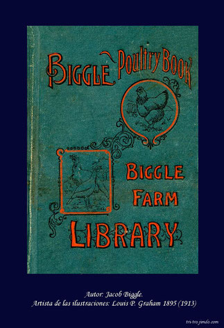 Portada Jacob Biggle Poultry Book.