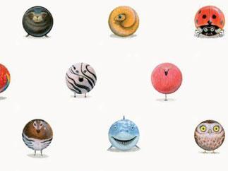 Animal Marbles - zuckersüße Tierkugeln :)