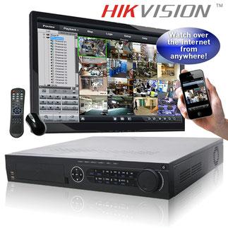 ハイクビジョン社のNVRはマルチベンダーでご利用頂けます。