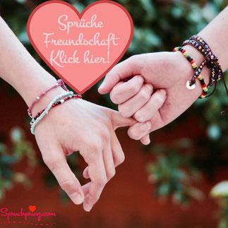 Freundschaftssprüche und Zitate