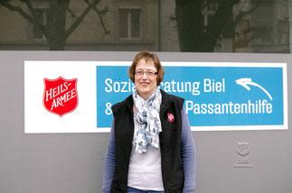 Sylvia Wenger, Leitung | Dipl. Sozialtherapeutin FS
