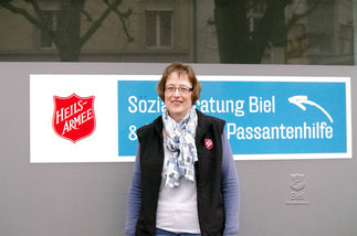 Susanne Helbling, Leitung | Dipl. Sozialarbeiterin FH & Betriebsleiterin HHF