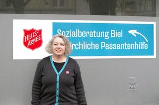 Monika Gerber | Dipl. Sozialpädagogin HF
