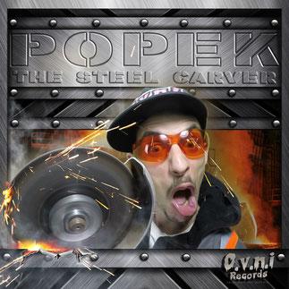POPEK - THE STEEL CARVER