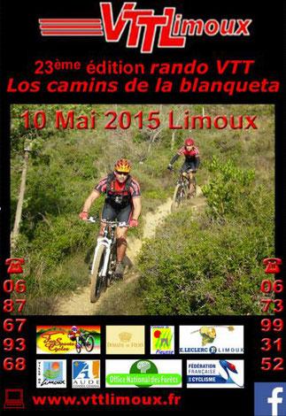Los Camins de la Blanqueta à Limoux