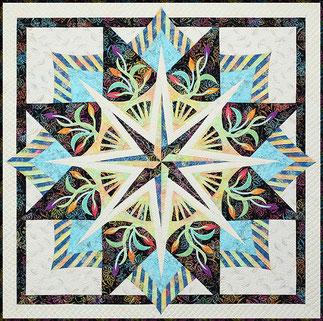 cours patchwork appliqué machine