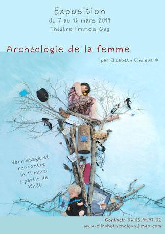Exposition dans le cadre du festival Femmes en Scènes : http://www.femmesenscenes.com/