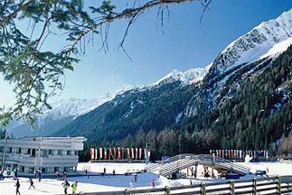 Biatlonzentrum Antholz