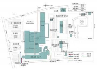 愛媛県立新居浜病院【現在】