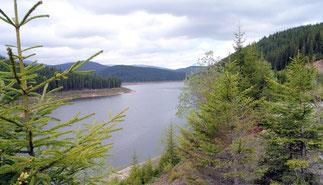 Am Ostufer des Lacul Oasa