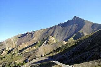 Ausblick vom Col de l'Izoard