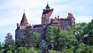 """Dracula-Schloss"" Bran"