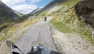 Vom Colle di Caccia zum Valcavera