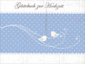 Gästebuch Lovebirds
