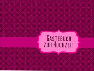Gästebuch Pink Lady