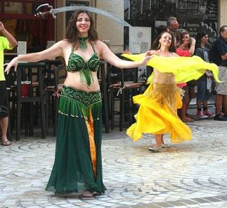 Malaga, Maurischer Tanz