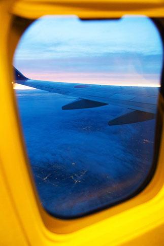 飛行機からの眺め20