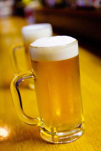 冷えひえのジョッキ生ビール7