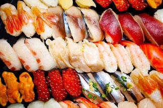 日本 北海道 Japanese food sushi