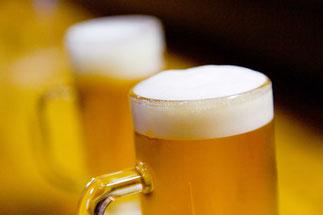 冷えひえのジョッキ生ビール8