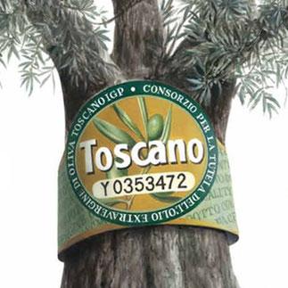 Betrug: Dieses Mal mit Toscano IGP