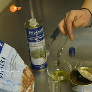 Nelson Müller lässt Olivenöl von Lidl testen
