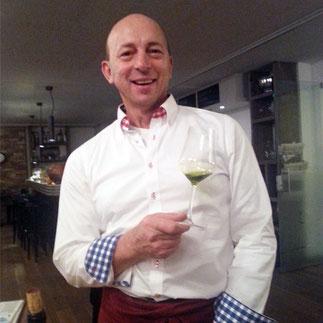Pietro Mazzotta Gasthaus zum Ochsen Grosswangen Olivenöl - Master of Olive Oil