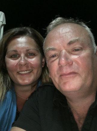 Cécile et Pascal