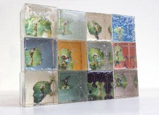 Ressaisissement, sculpture, 2020