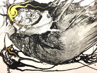 original Ölgemälde abstrakt