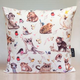 Art Print Cushions
