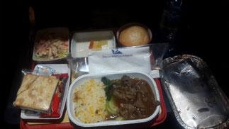 機内食 美味しい