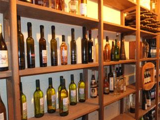 ナミビア産ワインとリキュール類