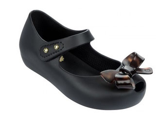 MINI MELISSA BOW BB Black