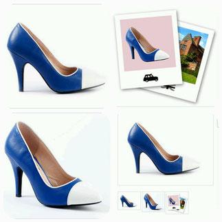 CHARTWELL Bleu