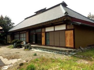 江戸時代中期築の古民家(厚木市上荻野)