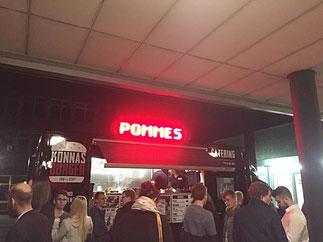 Pommes-Truck