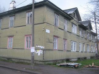 Урицкого 31 в Гатчине до сноса