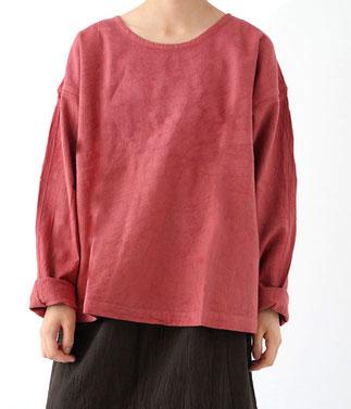 ヂェン先生の日常着 長袖Tシャツショート(厚地) 通販 オンラインショップ